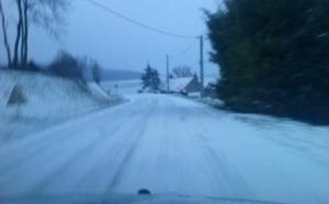 Jusqu'à 30 cm de neige attendus ce mardi en Normandie