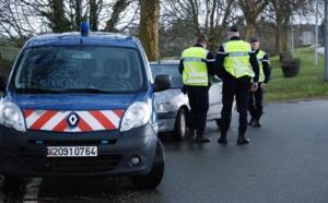 Eure : quatre blessés, dont deux gendarmes de Brionne, après un refus d'obtempérer à Harcourt