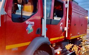 Eure : début d'incendie dans les combles d'une maison à Boisset-les-Prévanches, aucun blessé