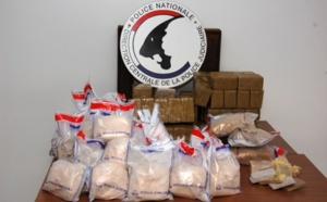 Coup de filet : la PJ de Rouen saisit 3 kg d'héroïne, 86 kg de résine de cannabis et interpelle quatre trafiquants