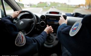 Rouen :  la conduite hésitante de l'adolescent attire l'attention de la patrouille de police sur la Sud III