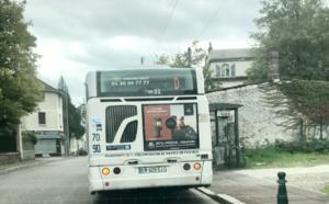 Yvelines : le voyageur irascible tente d'étrangler un contrôleur à un arrêt de bus à Mantes-la-Jolie