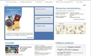 Internet : pour plus de lisibilité, les services de l'Etat adoptent un site unique dans l'Eure