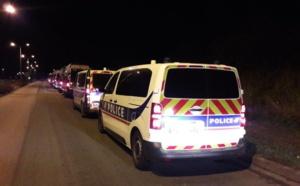 Violences urbaines cette nuit à Evreux : les policiers visés par des tirs de mortiers et des cocktails Molotov