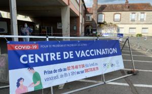 A compter du 31 mai, la vaccination sera étendue à tous les adultes sans condition, avec deux semaines d'avance sur le calendrier initial - Photo @ infoNormandie