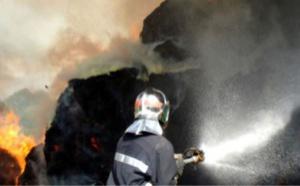 Seine-Maritime : une femme périt dans l'incendie de son pavillon ce matin à Rouen