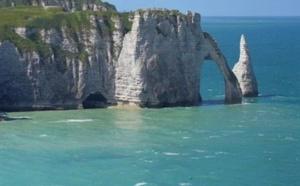 Seine-Maritime : quatre personnes en maillot de bain bloquées par la marée au Trou à l'homme