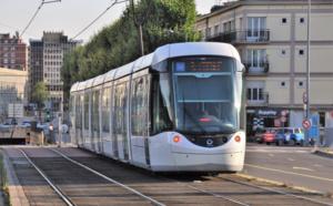 Seine-Maritime : collision entre un vélo et une rame du métrobus à Sotteville-lès-Rouen