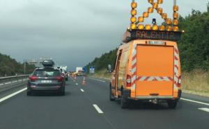 Deux accidents de poids lourds perturbent la circulation sur l'A13 et RN154 ce matin dans l'Eure