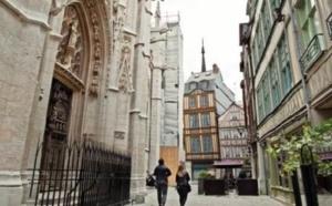 Rouen : L'église Saint-Maclou toute belle pour les Journées du patrimoine