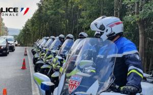 Securité routière : 30 véhicules contrôlés et 26 infractions relevées près de Dieppe