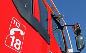 Incendie dans un immeuble à Rouen : cinq personnes prises en charge par les sapeurs-pompiers