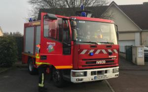 Tempête Aurore : les sapeurs-pompiers de l'Eure sont intervenus plus de 140 fois dans la nuit