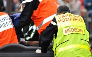 Les deux victimes ont été prises en charge par les sapeurs-pompiers et transportées au centre hospitalier de Fécamp - Illustration © Adobe Stock