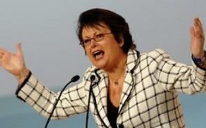 """Propos homophobes : """"Christine Boutin doit être condamnée"""" estiment des secrétaires nationaux de l'UMP"""