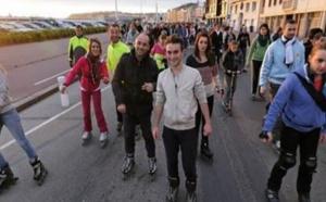 La ronde des étudiants bouclera vendredi la saison roller au Havre