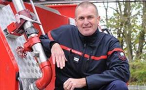Grand-Quevilly : le lieutenant William Bonté, nouveau patron du centre d'incendie et de secours