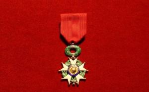 Eure : quatre anciens combattants et résistants décorés de la Légion d'honneur ce 8 mai
