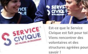 """""""Civic-Speed-Dating"""" aujourd'hui à Bernay et Pont-Audemer : pour tout savoir sur le service civique"""
