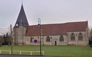 Eure : l'église de Goupillières victime de dégradations. Les gendarmes enquêtent