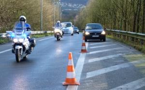 Vitesse : 32 automobilistes verbalisés à la sortie du tunnel de la Grand-Mare à Rouen