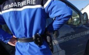Les Andelys : il accueille le voisin à coup de couteau et menace de mort un gendarme