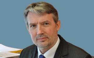 Décès brutal de Pierre Sineux, président de l'Université de Caen Normandie