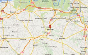 Poids-lourd couché sur l'A28 dans l'Eure : l'autoroute est fermée vers Rouen