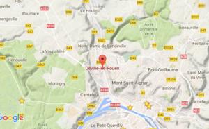 Le quinquagénaire disparu dans un bois est retrouvé à Deville-lès-Rouen après une battue géante