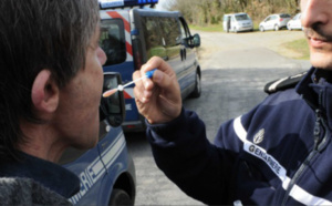 Eure : rétention de permis pour un jeune conducteur contrôlé positif aux stupéfiants à Brionne