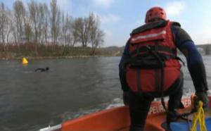 Le cadavre d'une femme disparue depuis 2 mois et demi repêché dans un étang près de Rouen
