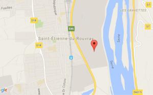 Un salarié découvert mort dans les toilettes de la société Ziegler à Saint-Étienne-du-Rouvray