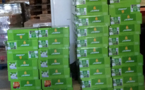 Contrebande : 607 cartouches de cigarettes et 21,3 tonnes de tabac à narguilé saisies dans les Yvelines