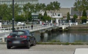 Découverte de tongs et d'un sac à dos au bord d'un bassin au Havre : le mystère reste entier