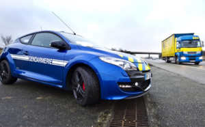 Seine-Maritime: un automobiliste intercepté dans son élan à plus de 240 km/h sur l'A150 !