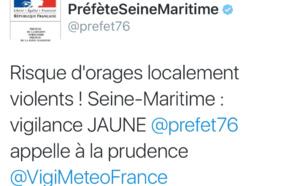 La foudre endommage la toiture d'une habitation à Mont-Saint-Aignan : pas de blessé