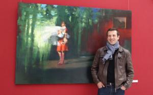 """Exposition à Évreux.  """"De l'ombre à la lumière"""" : Olivier Desvaux, lauréat du concours Paliss'art"""
