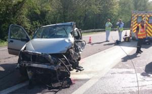 Eure : deux morts dans une collision entre un camion et une voiture à Carsix