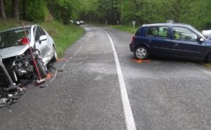 Eure : trois blessés dans un accident de la route à Thibouville