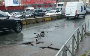 Orages dans l'Eure : 180 interventions des pompiers sur le front des inondations