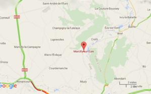 Eure : blessé à la tronçonneuse lors d'une altercation avec un voisin à Marcilly-sur-Eure