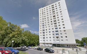 Décès d'une femme après une chute du 7ème étage à Canteleu, près de Rouen