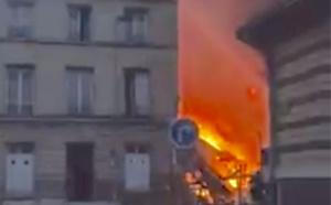 Incendie à Rouen : 3000 pneus détruits, 200 000€ de préjudice. La piste criminelle est retenue