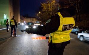 Rouen : il conduisait en état d'ivresse et avec un permis annulé