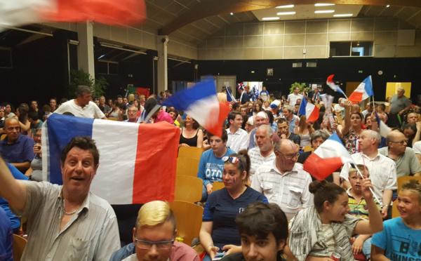 Mondial de foot : les matchs des Bleus retransmis sur écran géant à Caudebec-lès-Elbeuf