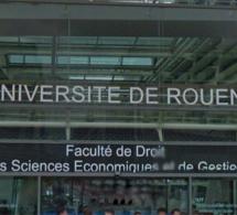 Rouen : un homme en djellaba et fiché S provoque un vent de panique à la Faculté de droit