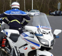Yvelines : 44 conducteurs dépistés lors d'un contrôle routier anti-drogue à Houilles