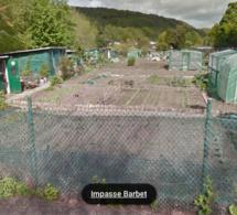 Déville-lès-Rouen : trois cabanons des jardins ouvriers détruits dans un incendie d'origine criminelle