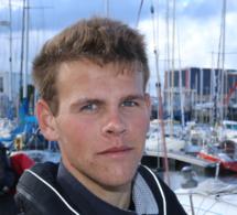 Eric Delamare devient le nouveau skipper de la Région Normandie