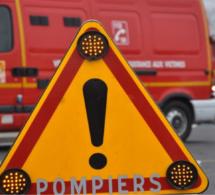 Seine-Maritime : trois blessés dont un grave dans un face à face sur la rocade d'Yvetot